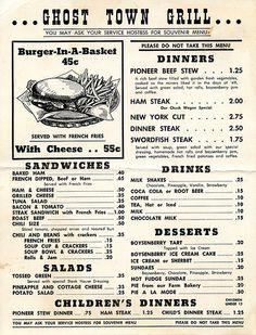 """Please do not take this menu"" You may ask your service hostess for souvenir menu. Vintage Menu, Vintage Ads, Vintage Signs, Funny Vintage, Vintage Ephemera, Vintage Stuff, Vintage Paper, Vintage Prints, Restaurant Menu Design"