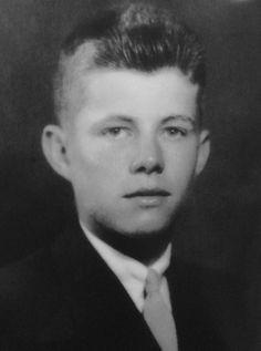 John F. Kennedy, c. 1932.