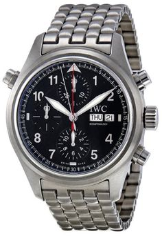IWC Men's IW371338 Spitfire Chronograph Watch