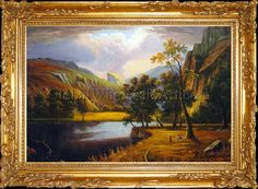 frame your oil painting site