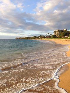 Kaanapali Maui coast