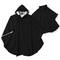 maybe not this exact one, but a decent fold up rain poncho with a pouch