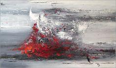 fire and ice Poster von Dubis Heike Kunst-Atelier RaumKunst