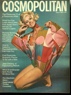 item details: Entire Issuekeywords: Richard Burton affairs, Jean Seberg