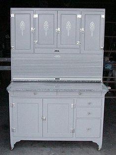 Ghosts of Furniture Past Update - DIY Hoosier Cabinet Restoration ...