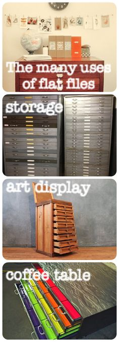 In Search Of — Flat Files ~