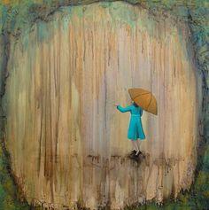 artist, Kendra Baird