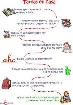 Familias on pinterest infographic education frases and llamas - Pasos a seguir para echar a tu hijo de casa ...