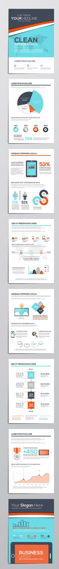 https://www.behance.net/gallery/23893487/Business-infographics-elements-for-corporate-brochures