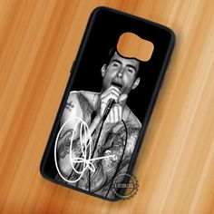 Autograph Maroon 5 Adam Levine - Samsung Galaxy S7 S6 S5 Note 7 Cases & Covers