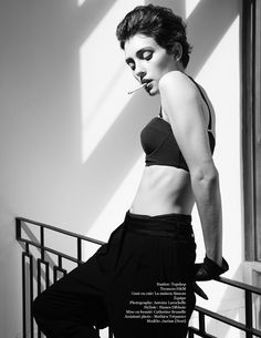 All Black Everything, Crop Tops, Tank Tops, You Got This, Editorial, Camisole Top, Track, Magazine, Boutique