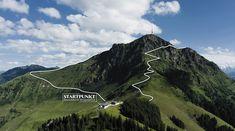 Horn-Gipfel-Höhenweg am Kitzbüheler Horn • Region St. Johann in Tirol Wilder Kaiser, Mountains, Nature, Travel, Rainy Weather, Tours, Summer, Naturaleza, Viajes