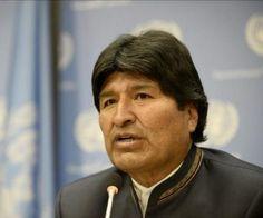Morales se confunde y pide a Obama sacar a Mandela de la lista de terroristas