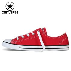 0640272a527 Original New Arrival 2018 Converse Dainty Women s Skateboarding Shoes  Canvas Sneakers. Yesterday s price  US