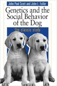 Dog Behaviour: Genetics And The Social Behavior Of The Dog: Amazon.co.uk: John…