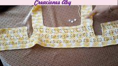 Canesu Tejido a Crochet. Proyecto para Top-