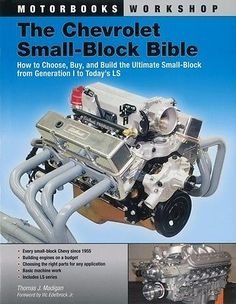 #Chevrolet #small-block #bible - how build 265 283 302 307 327 350 400 chevy engi, View more on the LINK: http://www.zeppy.io/product/gb/2/161980144337/