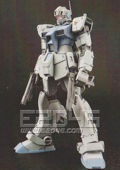 RGM-79GB High Boost GM - Shutendoji (Photo Novel: Mobile Suit Gundam: The Blazing Shadow.)