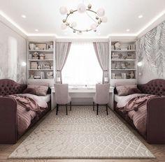 Room Design Bedroom, Room Ideas Bedroom, Home Room Design, Living Room Designs, Bedroom Decor, Small Balcony Decor, Small Room Design, Minimal Decor, House Rooms