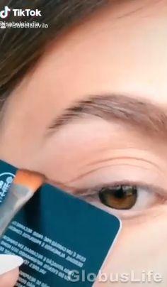 Makeup Eye Looks, Cute Makeup, Skin Makeup, Eyeshadow Makeup, Eye Makeup Steps, Cat Eye Makeup, Makeup Inspo, Makeup Inspiration, Makeup Tips