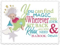 Find The Magic - Seuss 5X5