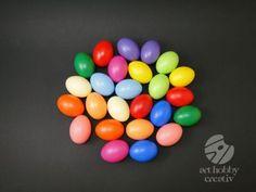 Ou plastic multicolor set/25buc Plastic, Creative