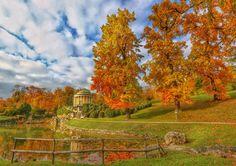 Autumn in Schlosspark, Eisenstadt