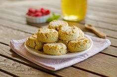 Easy Paleo Biscuits #CookEatPaleo