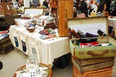 The 1st Ever Renegade Craft Fair London, via Flickr.