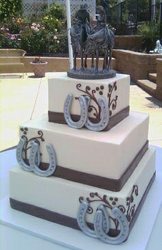horse wedding cakes | Birthday Cake & Wedding Cake Designs | Custom Cupcake Photos