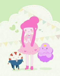 Adventure Time : Princess Bubblegum
