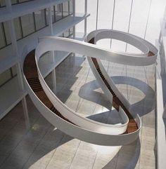 Арт объект - лестница