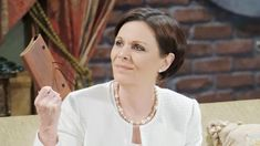 'General Hospital' Veteran Jane Elliot on Being Tracy Quartermaine and Leaving After 53 Years in the Biz – TV Insider General Hospital Spoilers, Soap Opera Stars, Best Soap, What Is Life About, Best Memories, Soaps, Celebrities, Retirement, Hands