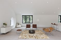 Living room by Luxhome