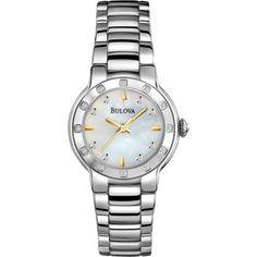 Costco: Bulova Diamond Ladies Watch 96R173