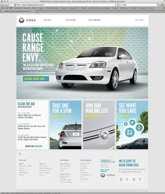 Coda Automotive site.