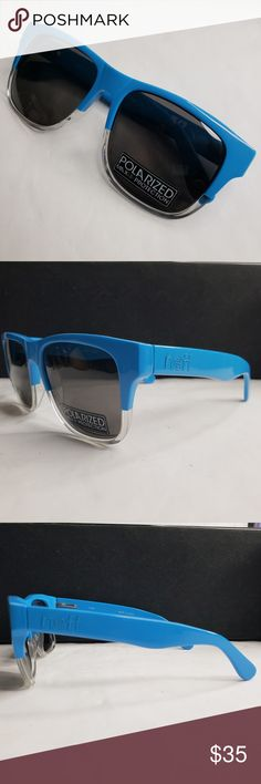 68bb23f46f2 Shop Men s Neff Blue size OS Sunglasses at a discounted price at Poshmark.  Description  Up for sale is a pre-owned pair of NEFF Thunder Sunglasses.