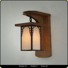 wall sconce | Craftsman Wall Sconce  Antique Style