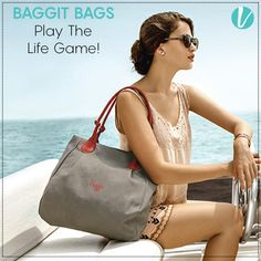 Happy or Sad? Never Unmoved. Baggit play the life game well. Shop here : #womenshandbag #playitwell #handbags #coolandtrendy
