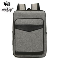 00e1cceabc 2017 Men Fashion Nylon Backpack Unisex Light Slim Minimalist Fashion  Backpack Women Casual 15.6 inch Laptop School Backpack-in Backpacks from  Luggage   Bags ...
