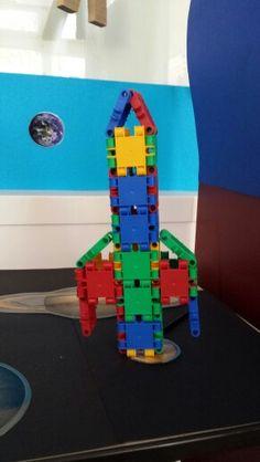 Raket bouwen