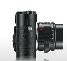Leica Announces World's First Digital Camera Dedicated To Black-And-White