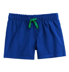 Looks great with all flotation devices.  *  Primary Woven Swim, 100% Polyester *  mesh lining, non-functioning drawstring