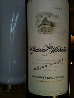 Chateau Ste. Michelle 2010 Indian Wells Cabernet Sauvignon http://vinopete.com/chateau-ste-michelle-2010-indian-wells-cabernet-sauvignon Join us for VinoChat weekly vinopete.com/vinochat Thursday's at 6pm Pacific Time. On August 16th, 2012 the topic will be Cabernet Sauvignon's of the World!