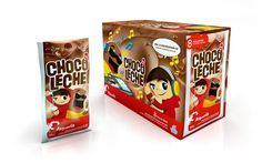 Chocoleche on Packaging of the World - Creative Package Design Gallery