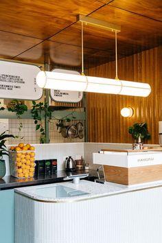 Bakery Interior, Restaurant Interior Design, Shop Interior Design, Cafe Design, Retail Design, Interior Decorating, Restaurant Interiors, Commercial Design, Commercial Interiors