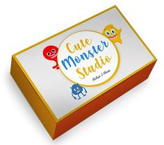 Cute Monster Studio - Create Your own UNLIMITED Mascot Character In Just A Few Clicks! This is a well-made monster character creator Character Maker, Character Creator, Internet Marketing, Online Marketing, Invitation Cards, Invitations, Monster Characters, Cute Monsters, Program Design