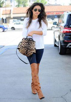 11 Looks da Shay Mitchell Por Aí - Fashionismo