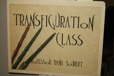 Transfiguration sign