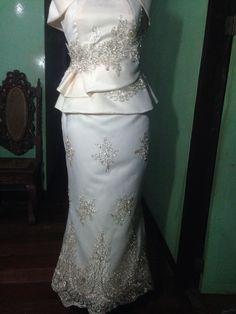 Mother of the Bride gown by JNG